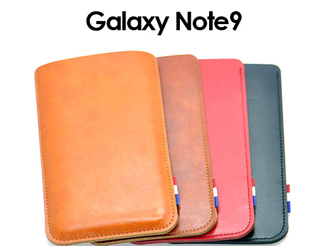 Samsung Galaxy Note9 Leather Sleeve