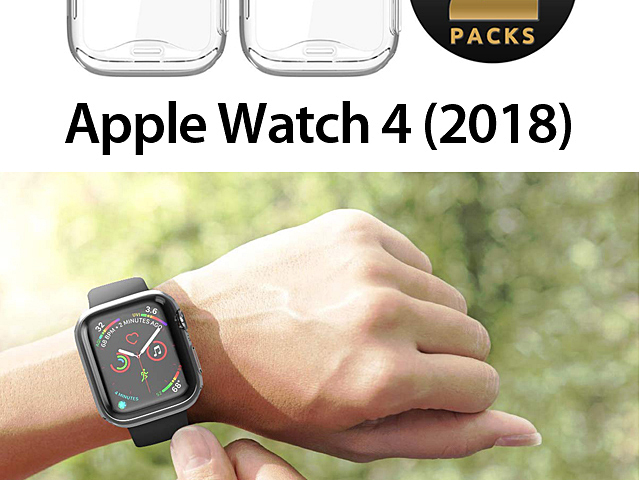 Supcase Soft TPU Protector Case for Apple Watch 4 (2018)