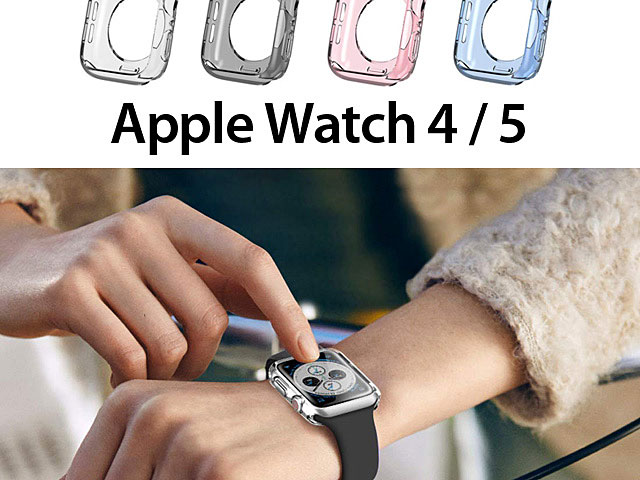i-Blason Halo Clear Case for Apple Watch 4 (2018)