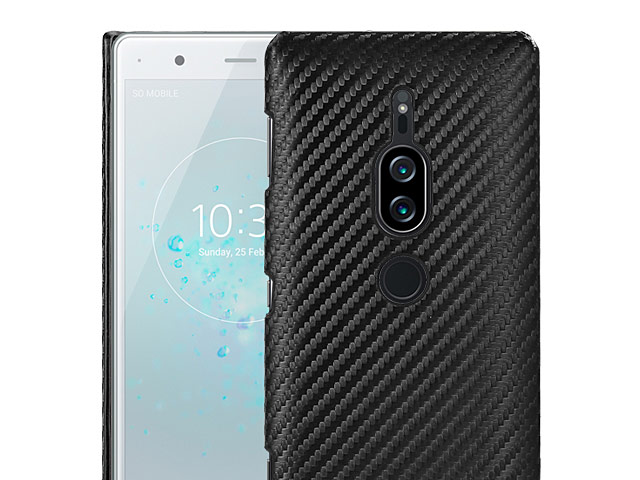 Sony Xperia XZ2 Premium Twilled Back Case