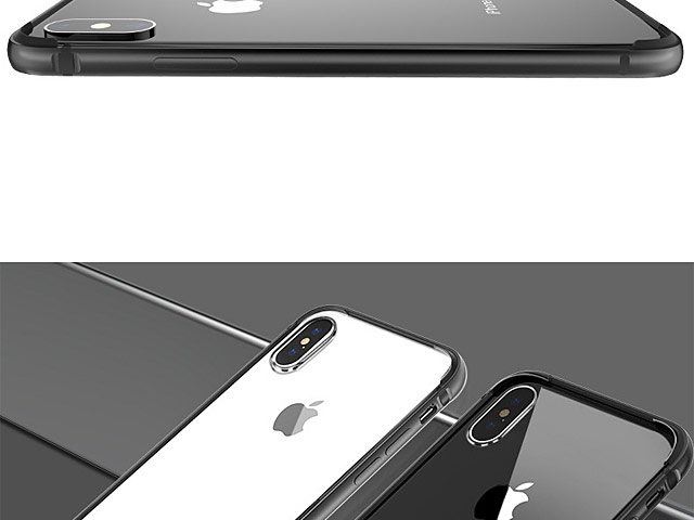 iPhone XS Max (6.5) Slim Bumper