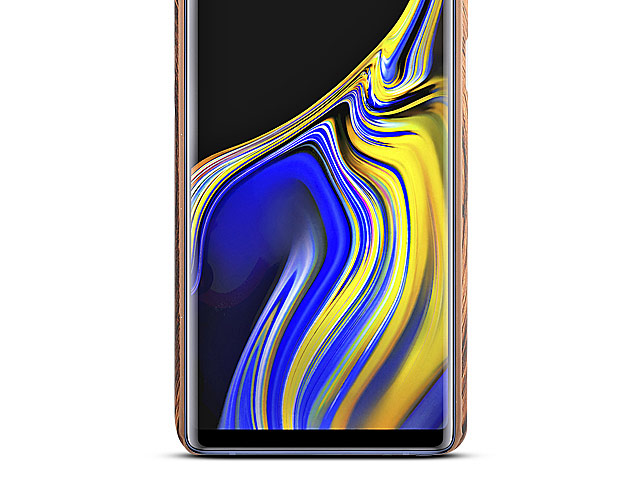 Samsung Galaxy Note9 Woody Patterned Back Case