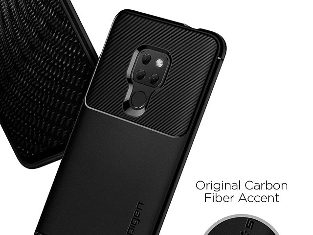 Spigen Rugged Armor Case for Huawei Mate 20