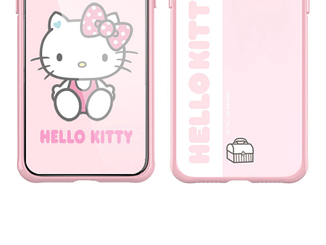 iPhone XR (6.1) 3D Hello Kitty Back Case