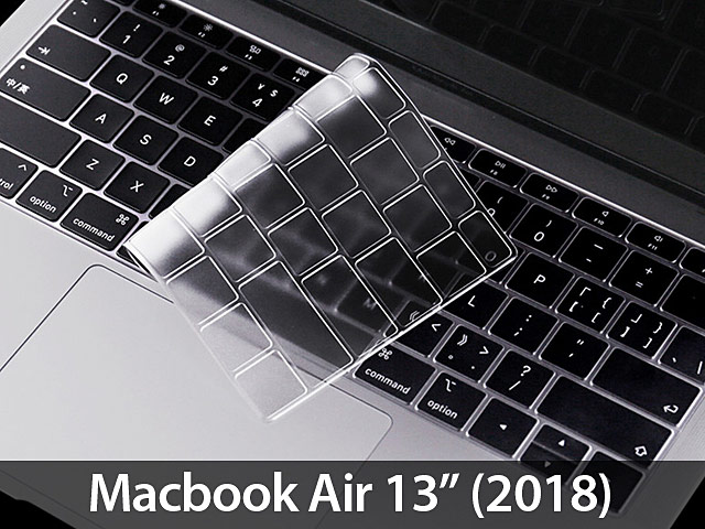 "Keyboard Cover for Apple Macbook Air 13"" (2018)"