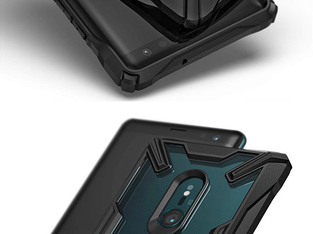 Ringke Fusion-X Case for Sony Xperia XZ3