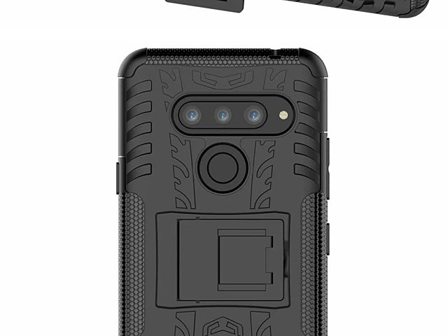 LG V40 ThinQ Hyun Case with Stand