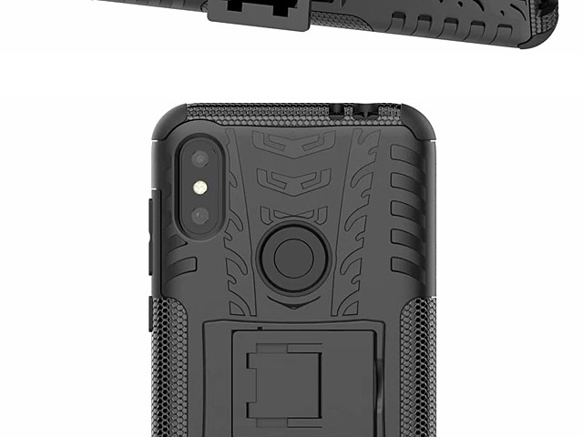 Motorola One Power (P30 Note) Hyun Case with Stand