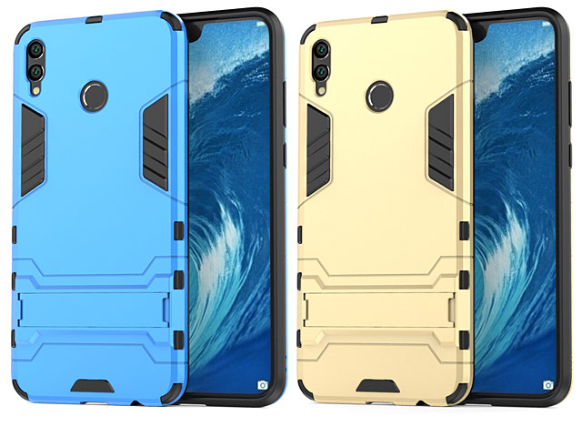 Huawei Honor 8X Max Iron Armor Plastic Case