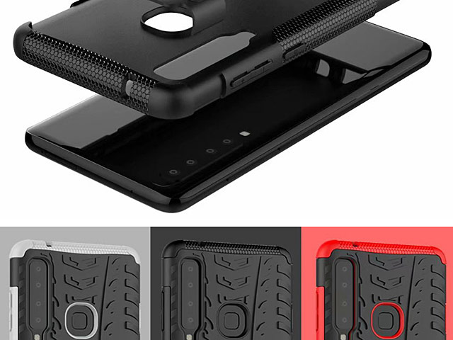 Samsung Galaxy A9 (2018) Hyun Case with Stand