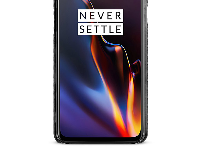 OnePlus 6T Twilled Back Case