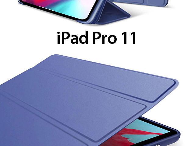iPad Pro 11 Flip Soft Back Case