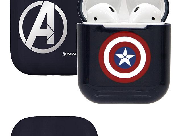 Captain America AirPods Case