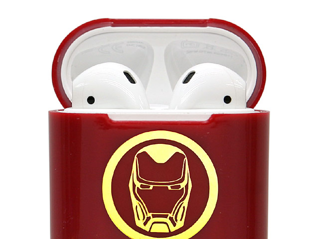 Iron Man AirPods Case
