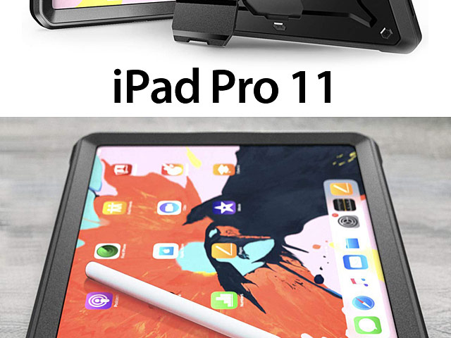 Supcase Unicorn Beetle Pro Rugged Case for iPad Pro 11