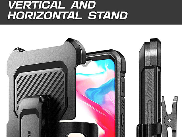Supcase Unicorn Beetle Pro Rugged Holster Case for OnePlus 6T