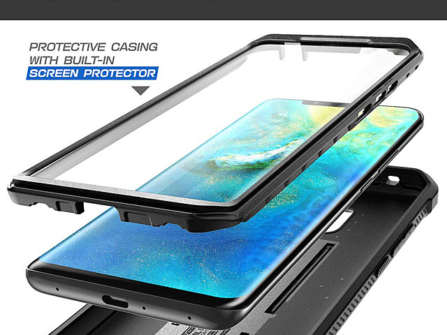 best service f708f cdfd5 Supcase Unicorn Beetle Pro Rugged Case for Huawei Mate 20 Pro