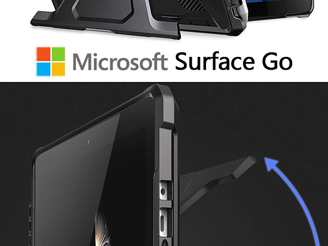 Supcase Unicorn Beetle Pro Rugged Case for Microsoft Surface Go