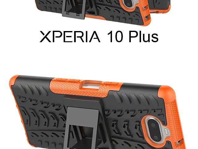 Sony Xperia 10 Plus Hyun Case with Stand