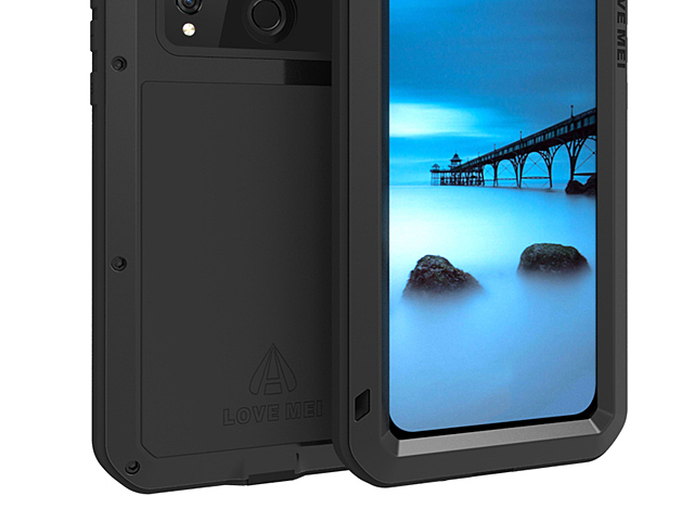 LOVE MEI Huawei nova 4 Powerful Bumper Case