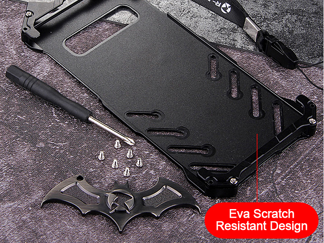Samsung Galaxy S10+ Bat Armor Metal Case