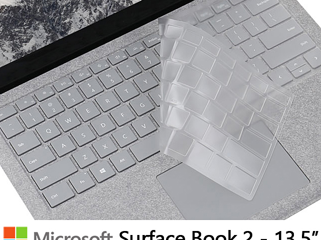 Keyboard Cover for Microsoft Surface Book 2 - 13.5""