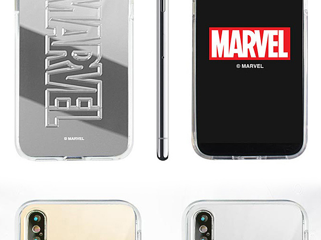 Marvel Engraved Case for iPhone X / XS (5.8)