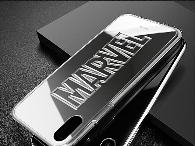 Marvel Engraved Case for iPhone XS Max (6.5)