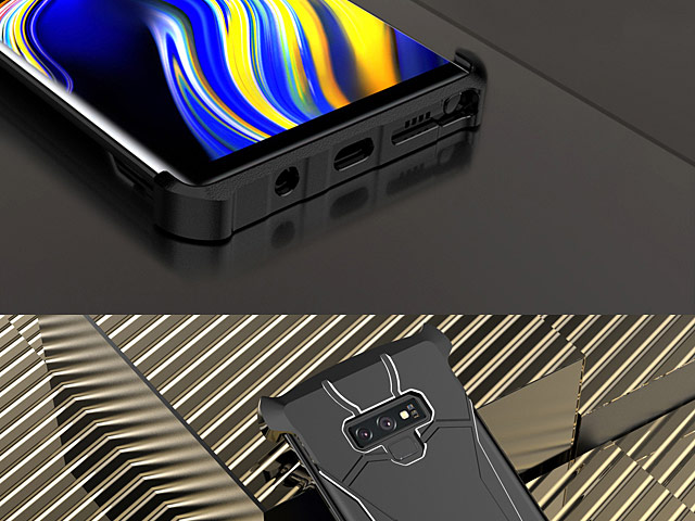 Samsung Galaxy Note9 Magnetic Panther Case