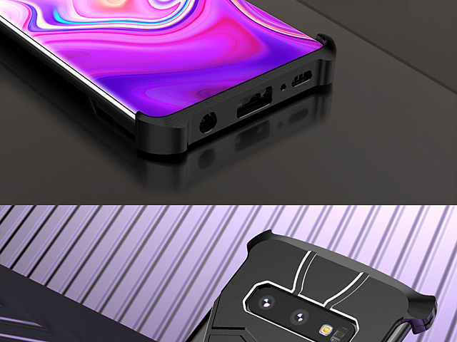 Samsung Galaxy S10e Magnetic Panther Case
