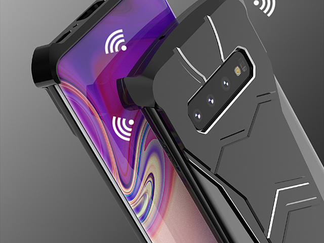 Samsung Galaxy S10+ Magnetic Panther Case