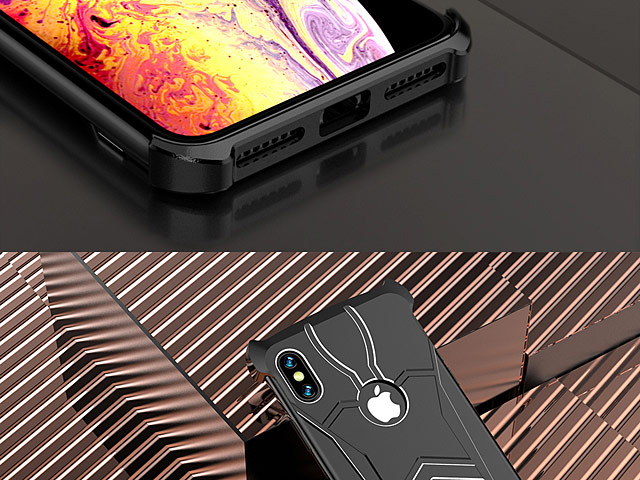 iPhone XS Max (6.5) Magnetic Panther Case