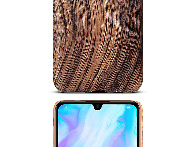 Huawei P30 lite Woody Patterned Back Case
