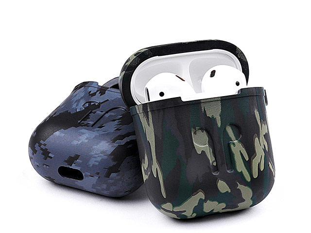 Camouflage AirPods Case