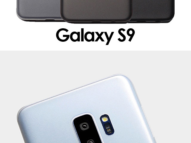 Samsung Galaxy S9 0.3mm Ultra-Thin Back Hard Case