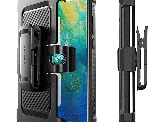 Supcase Unicorn Beetle Pro Rugged Holster Case for Huawei P30 Pro