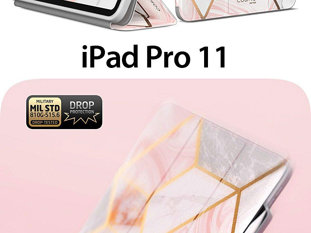 i-Blason Cosmo Slim Designer Case (Marble) for iPad Pro 11