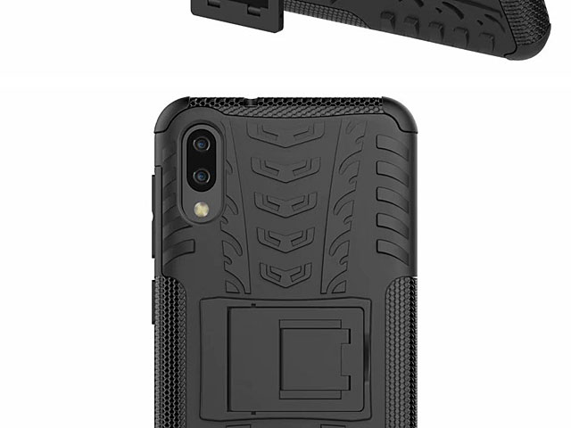 Samsung Galaxy M10 Hyun Case with Stand