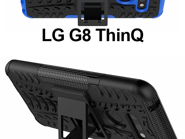 LG G8 ThinQ Hyun Case with Stand