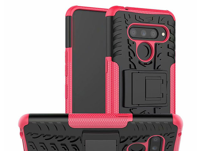 LG V50 ThinQ 5G Hyun Case with Stand
