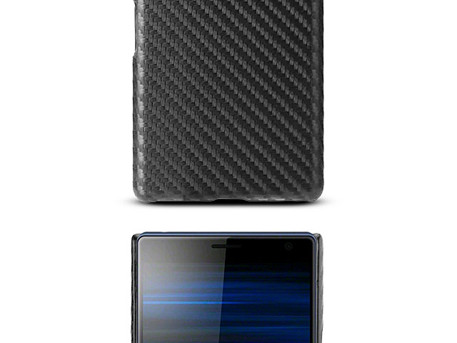 Sony Xperia 10 Twilled Back Case