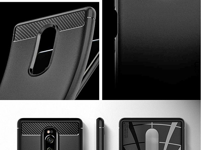 Spigen Rugged Armor Case for Sony Xperia 1
