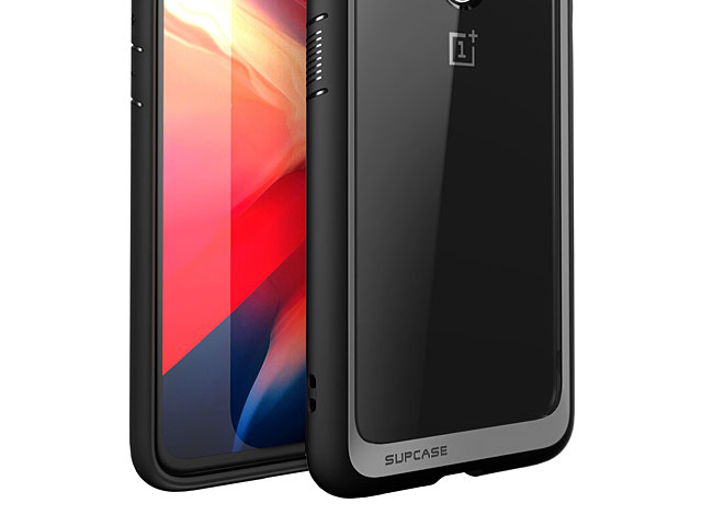 Supcase Unicorn Beetle Hybrid Protective Clear Case for OnePlus 7