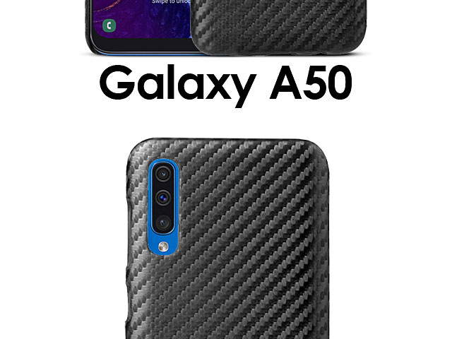 Samsung Galaxy A50 Twilled Back Case