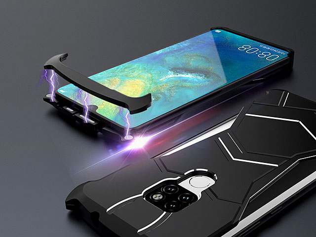 Huawei Mate 20 Magnetic Panther Case