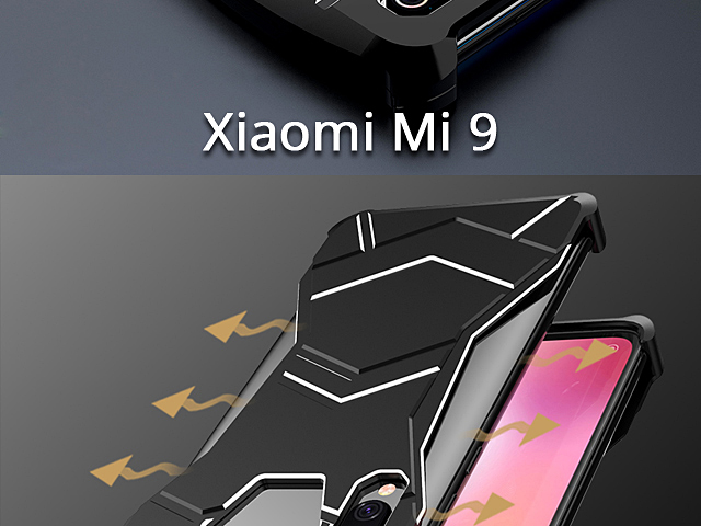 Xiaomi Mi 9 Magnetic Panther Case
