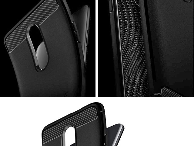 Spigen Rugged Armor Case for OnePlus 7 Pro