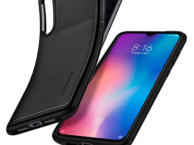 Spigen Rugged Armor Case for Xiaomi Mi 9