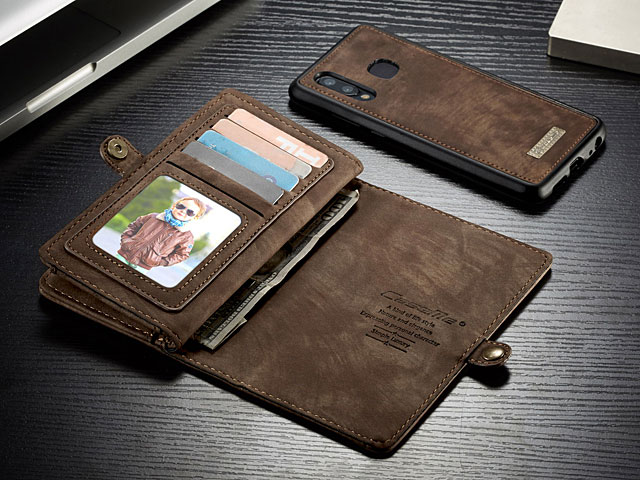 Samsung Galaxy A20 Diary Wallet Folio Case