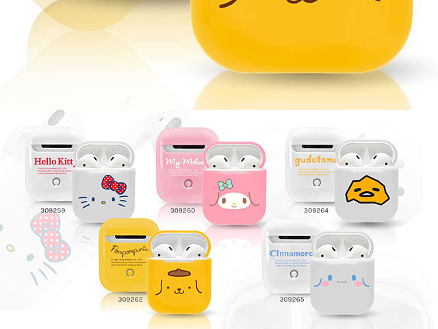 Pompompurin AirPods Case